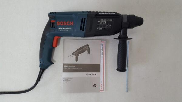 Перфоратор BOSCH GBH 2-26 DRE Professional