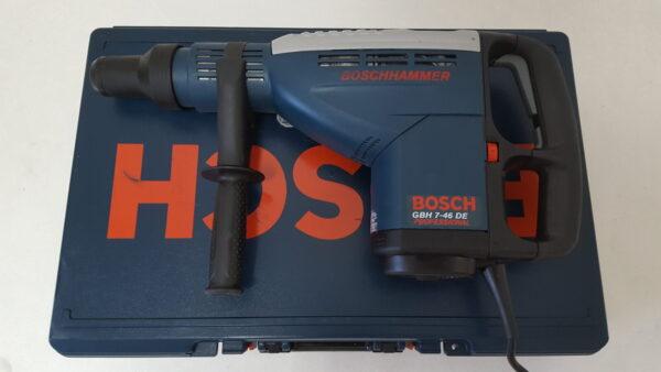 Перфоратор BOSCH GBH 7-46 DE Professional №1