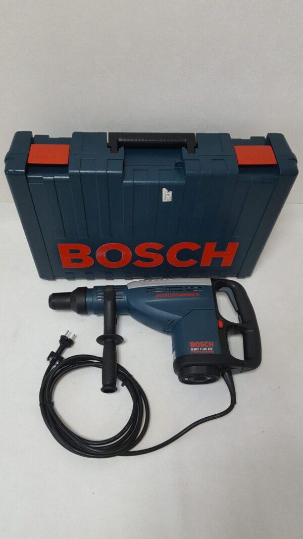 Перфоратор BOSCH GBH 7-46 DE Professional №2
