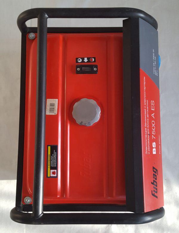 Генератор FUBAG BS 7500 A ES (7.3 кВт)