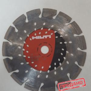 Алмазный диск по железобетону hilti DC-D 230 C-SP