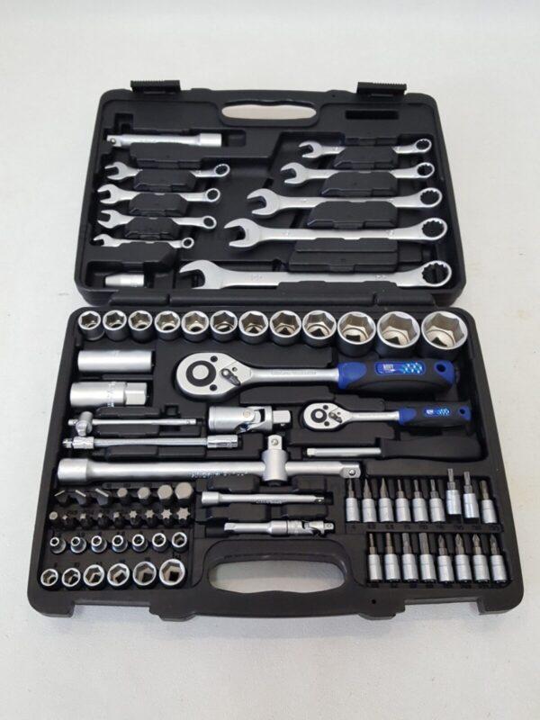 Набор инструментов Navi 82 предмета(Новый)