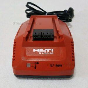 Зарядное устройство Hilti C4/36-90