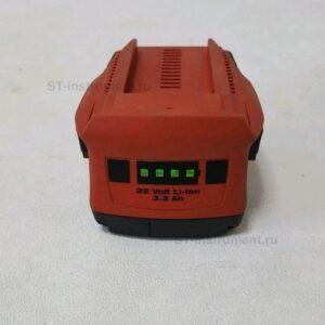 Аккумуляторы Hilti 3.3ah /B 22