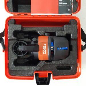Лазерный уровень Hilti PM 4-M в кейсе(Новый)