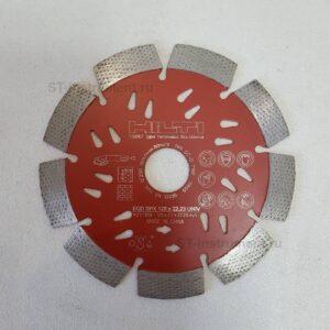 Алмазный диск Hilti EQD-SPX 125мм (Новые)