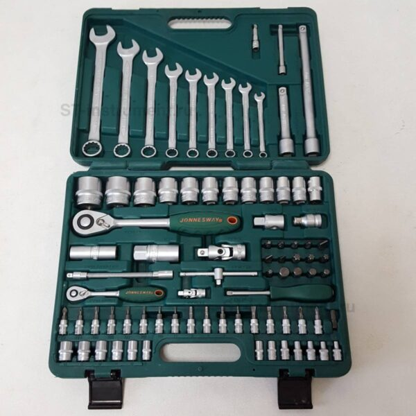 Набор инструментов Jonnesway 82предмета(S04H52482S)