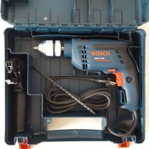 Ударная дрель Bosch GSB 13 RE в кейсе (Новая)