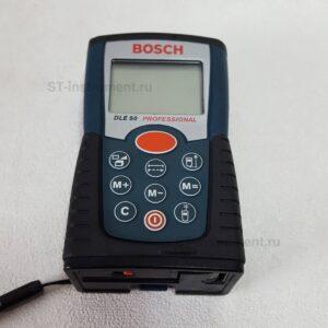 Лазерный дальномер Bosch DLE 50 Professional