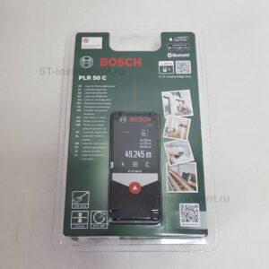 Дальномер Bosch PLR 50 C (Новый)