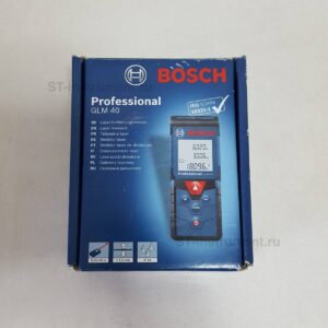 Лазерный дальномер Bosch GLM 40 Professional (Новый)