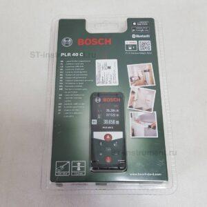 Лазерный дальномер Bosch PLR 40 С (Новый)
