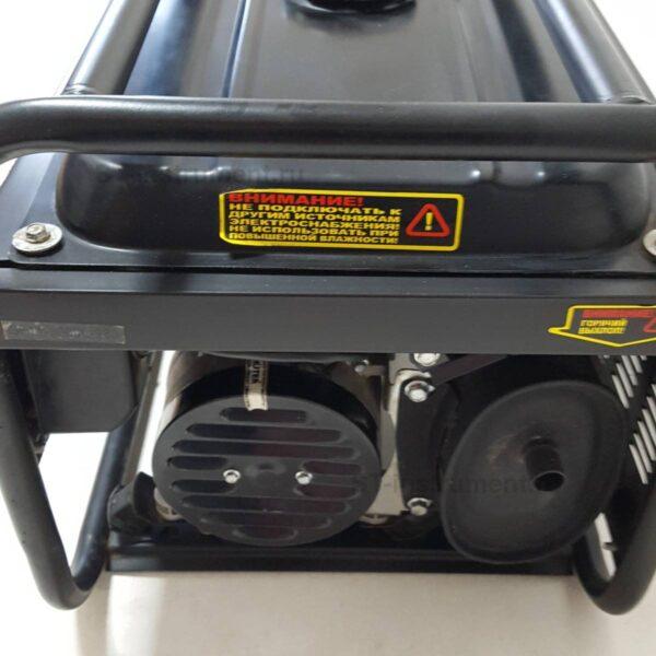 Бензиновый генератор Huter DY3000L