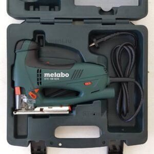 Лобзик Metabo STE 100 SCS (Новый)