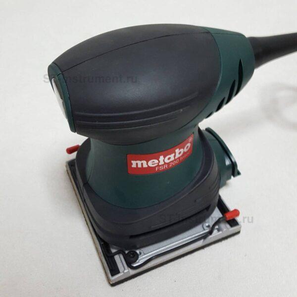Шлифмашина Metabo FSR 200 Intec (Новая)
