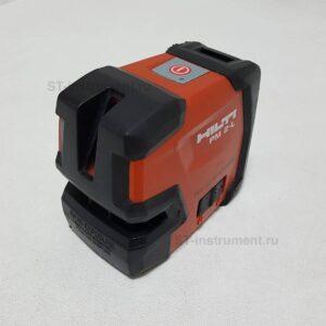 Лазерный уровень Hilti PM 2-L