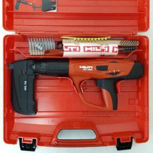 Монтажный пистолет Hilti DX 460 MX 72 (Новый)