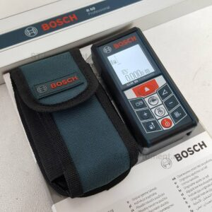 Дальномер Bosch GLM 80 + шина Bosch R60
