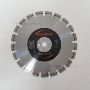 Алмазный диск DIAM EDGE Asphaltech 350мм (Новые)