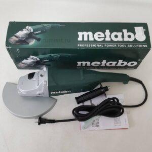 Ушм (болгарка) Metabo W 2000-230 (Новые)