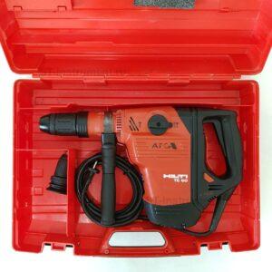 Перфоратор Hilti TE 60-ATC/AVR sds-max (Кейс+сменный патрон)
