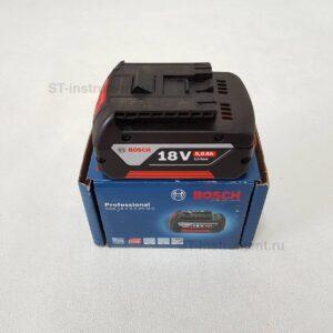 Аккумулятор Bosch GBA 18V 5,0Ah (Новые)