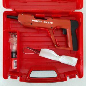 Монтажный пистолет Hilti DX E72 (Новый)