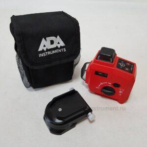 Лазерный уровень ADA TopLiner 3х360