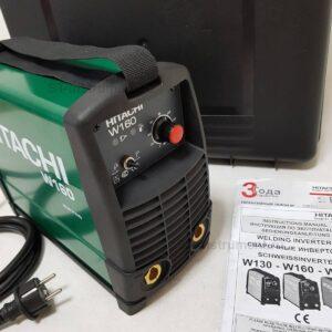 Сварочный инвертор Hitachi W160 (арт: 542879)