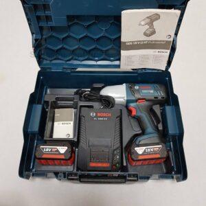 Bosch GDS 18 V-LI HT ударный гайковерт (Новый)