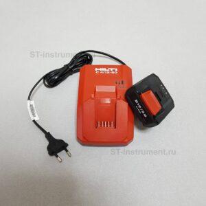 Зарядное устройство Hilti C4/12-50+Акб Hilti 2,6ah