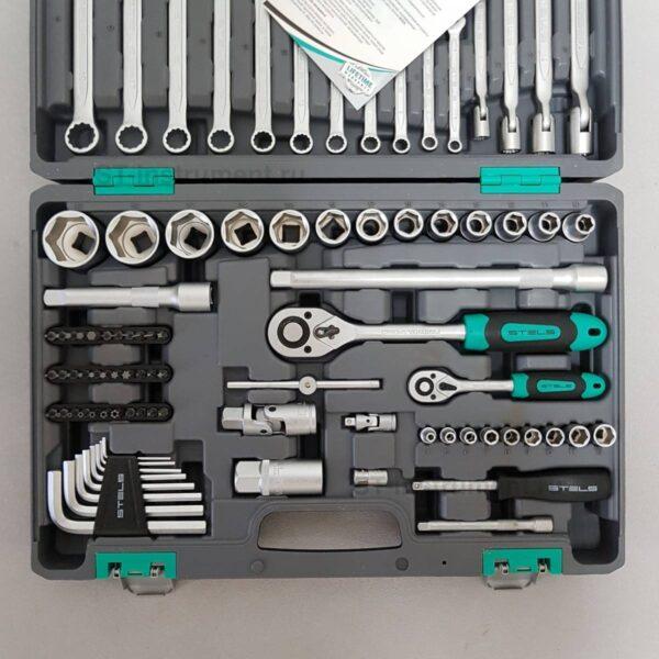 Набор инструментов Stels 88 предметов 14109(Новые)