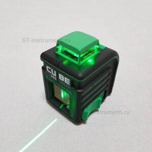 Лазерный уровень ADA Cube 360 Green Professional