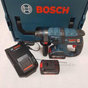 Перфоратор акк. Bosch GBH 18V-EC