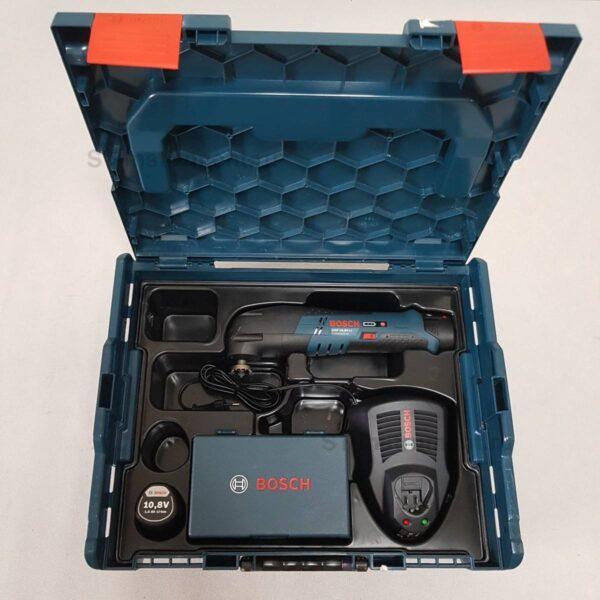 Реноватор акк. Bosch GOP 10,8 V-LI