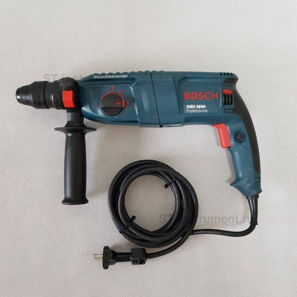 Перфоратор Bosch GBH 2600 (Без кейса)