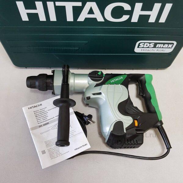 Перфоратор Hitachi DH40MR (Новый)