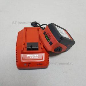 Hilti C4/36-90 зарядное устройство , Аккумулятор  Hilti 3,3ah/B22