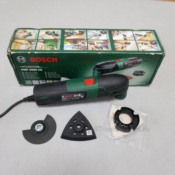 Реноватор Bosch PMF 2000 CE (Новый)