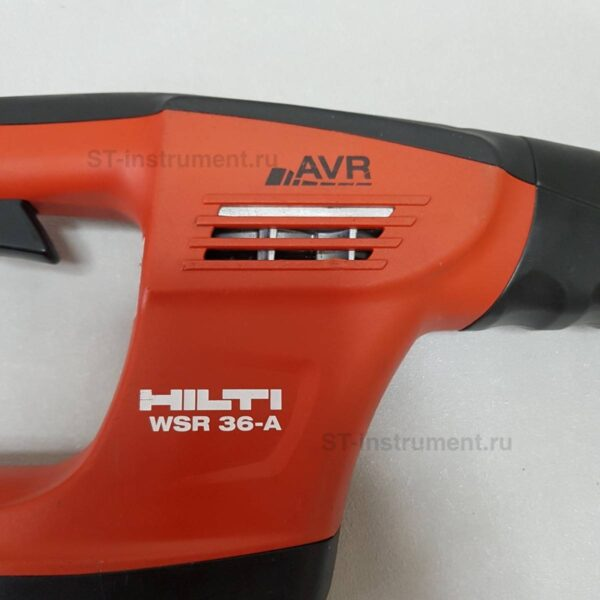Hilti WSR 36-A Сабельная пила (Тушка)